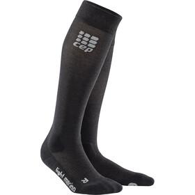 cep Merino Ski Socks Men black/azure